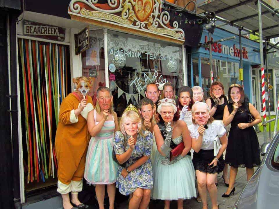 Royal Hen Party Brighton