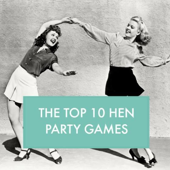 The Top 10 Hen Do Games