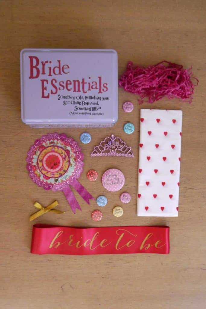 A DIY Tutorial on Creating Hen Party Gifts