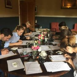 Away With Words Calligraphy – Calligraphy Hen Parties In The Cotswolds
