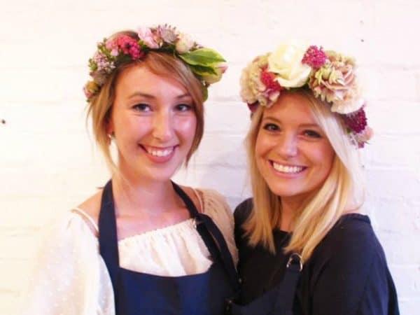 Flower Crown Hen Parties in London
