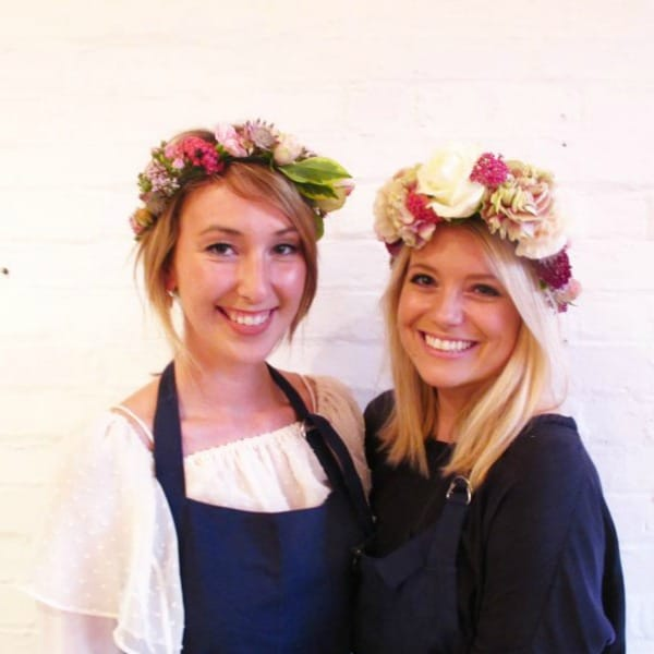 Flower Crown Hen Parties in London