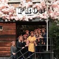 Frog Flowers – Flower Crown Hen Parties in Manchester