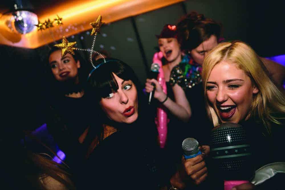 brighton hen party karaoke
