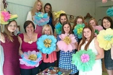 craft hen party