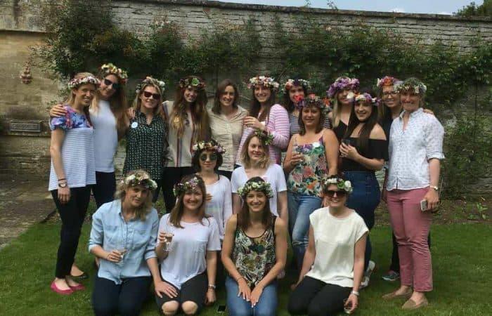 Floral Workshops in Northamptonshire