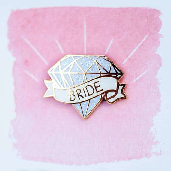 Hen night party badge accessoires pour bride to be Hen Party