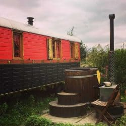Roulotte Retreat – Glamping Hen Party In Scotland