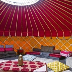 The Oxford Yurt – Glamping Hen Parties In Oxfordshire