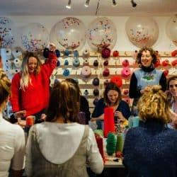 The London Loom – Weaving Hen Party Workshops In London