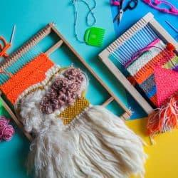 The London Loom | Weaving Hen Party Workshops In London