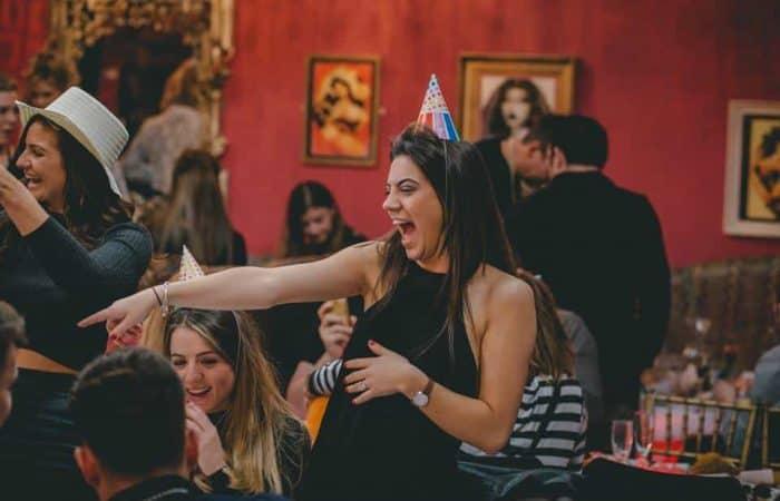 Bottomless Brunch hen party in Brighton