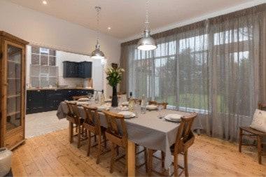 stylish kitchen in York
