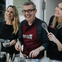 Bake With A Legend – A Baking Hen Party