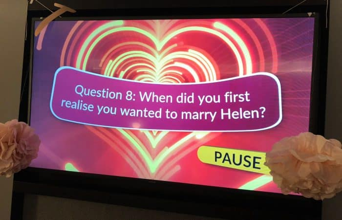 Mr And Mrs Hen Party Questions: They Make Mr & Mrs Quiz Videos
