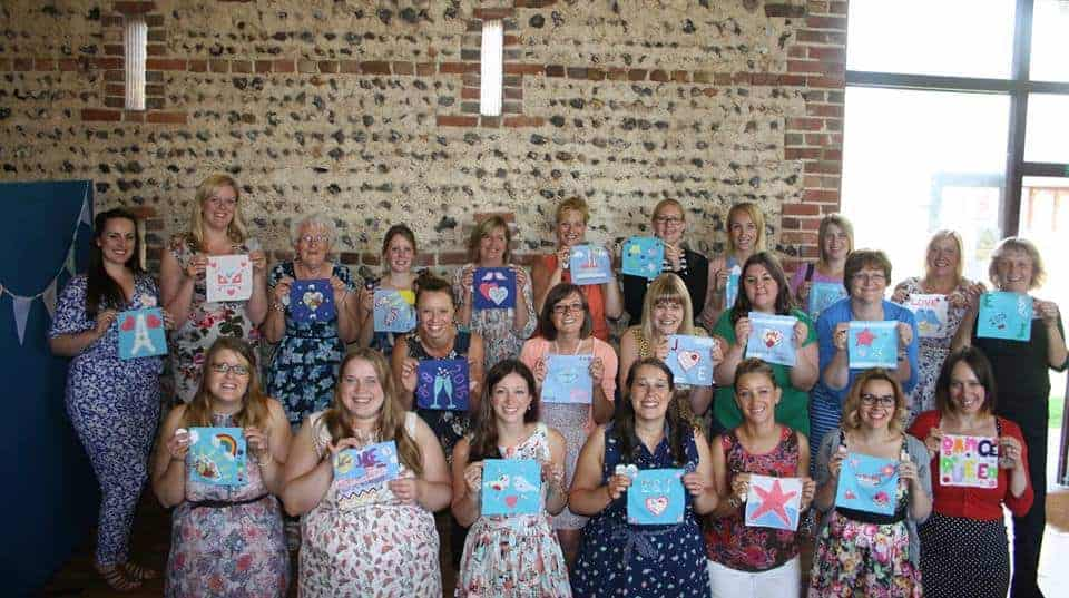 Craft hen parties in Brighton, Sussex & Surrey