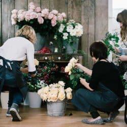 Tallulah Rose – Floral Hen Party Workshops In Bath